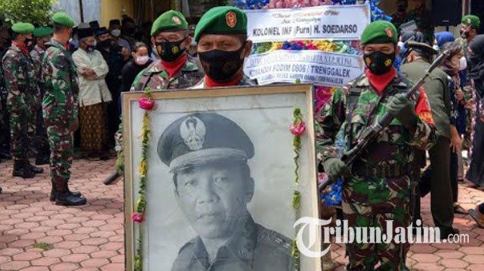 Innalillahi Kolonel Purn Soedarso Wafat Diusia 92, Sosok Bupati Trenggalek Dua Periode 1975-1985