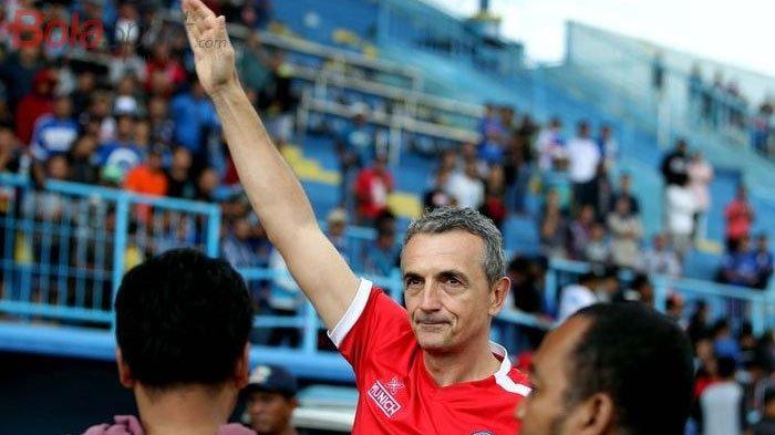 Akan Bertemu Mantan Tim, Milomir Seslija Beri Peringatan Pada Pelatih Arema FC