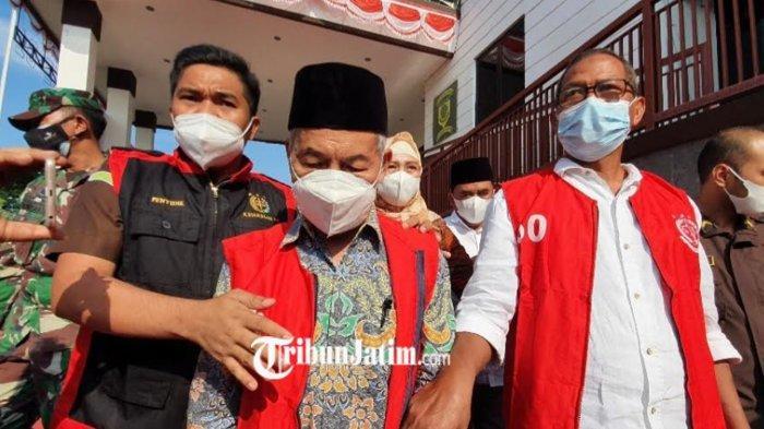 Kejari Tahan Mantan Wakil Bupati Pasuruan Atas Kasus Dugaan Korupsi Dana Koperasi PKIS Sekartanjung