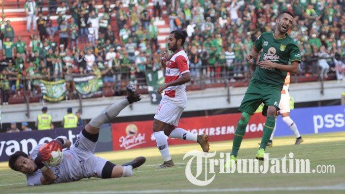 Setelah Imbang Lawan Madura United, Persebaya Hadapi Jadwal Padat, Djanur Fokus Angkat Mental Pemain