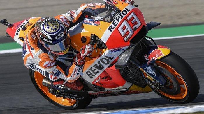 Ogah Jumawa, Marc Marquez Tak Janji Bisa Dapat Hasil Sempurna di MotoGP Americas 2021