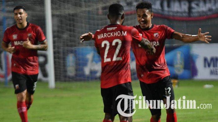 Awali Pekan Perdana dengan Hasil Apik, Madura United Tak Boleh Tenggelam dalam Euforia Kemenangan