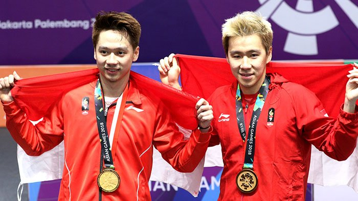 Kisah Menegangkan di Balik Medali Emas Asian Games 2018 Marcus/Kevin: Berasa Dapat Mukjizat