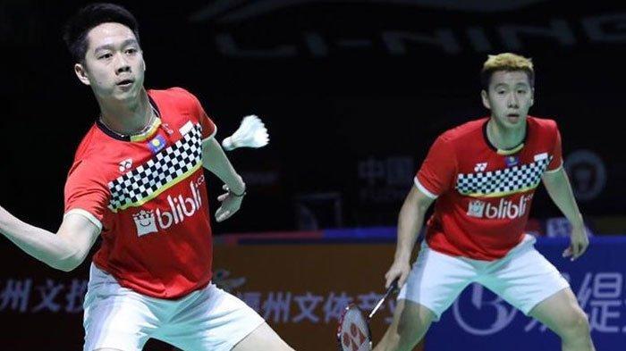 Marcus/Kevin di Partai ke-5, Ini Susunan Tim Putra Indonesia di Semifinal Kejuaraan Beregu Asia 2020