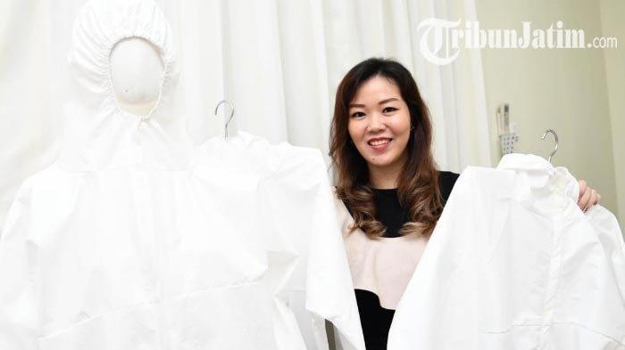 NEWS VIDEO: 25 Desainer di Surabaya Ikut Bantu Lawan Corona, Bikin APD Buat Tenaga Medis Covid-19