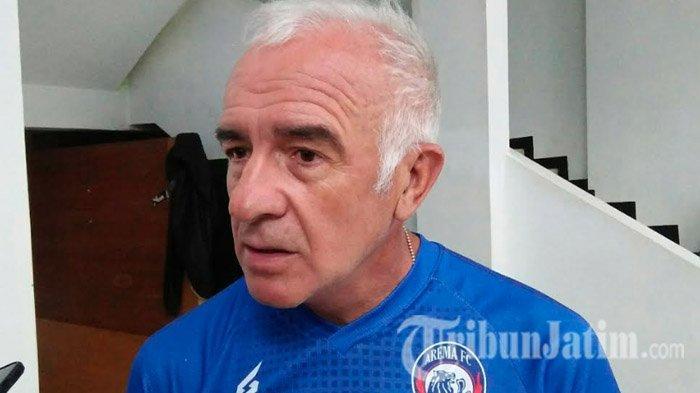 Tak Lagi Arsiteki Arema FC, Mario Gomez Pilih Merapat ke Borneo FC: Senang Bisa Kembali