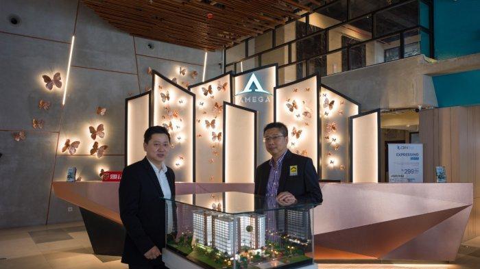Pembangunan Apartemen Tuntas, Amega Crown Optimis Target Sold Out di Akhir Tahun Bakal Terpenuhi