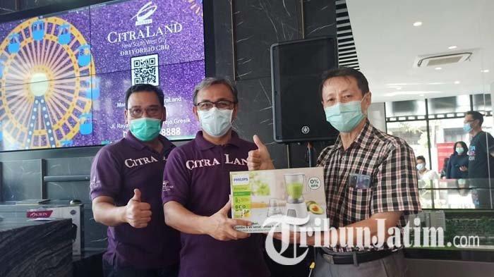 Pengembang CitraLand Driyorejo CBD Gresik Luncurkan SOHO Limited Edition, Free PPN & Jumlah Terbatas