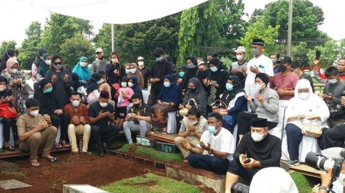 Legenda Bulu Tangkis Indonesia Markis Kido Dimakamkan Satu Liang dengan Ayahnya
