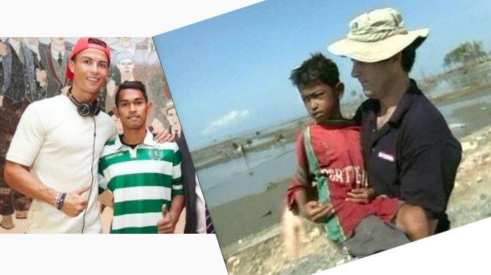 Ingat Martunis Anak Angkat Cristiano Ronaldo dari Aceh? Nasib dan Tampilannya Kini Berubah Drastis!