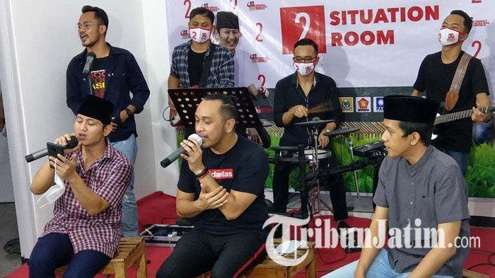 NEWS VIDEO: Gelar Konser Mini Virtual Bareng di Trenggalek, Giring Dukung Cabup Mas Ipin Dua Periode