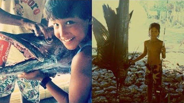 Pernah Hidup dari Hutan dan Putus Sekolah, Siapa Sangka Bocah Ini Sekarang Patahkan Hati Netizen