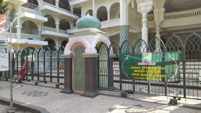 Masjid Agung Jami' Malang Tak Laksanakan Kurban dan Salat Ied