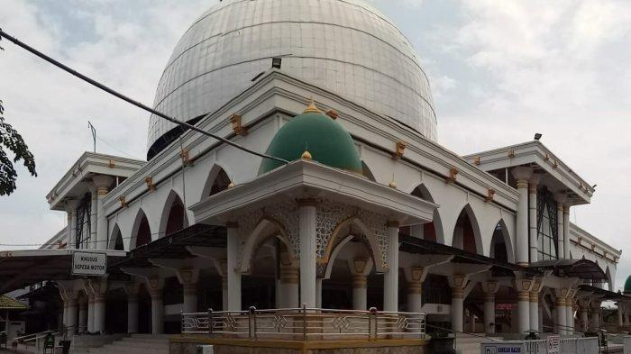 Peringati Ramadan 1442 H, Masjid Agung Tetap Menggelar Rentetan Kegiatan Seperti Tahun Sebelumnya