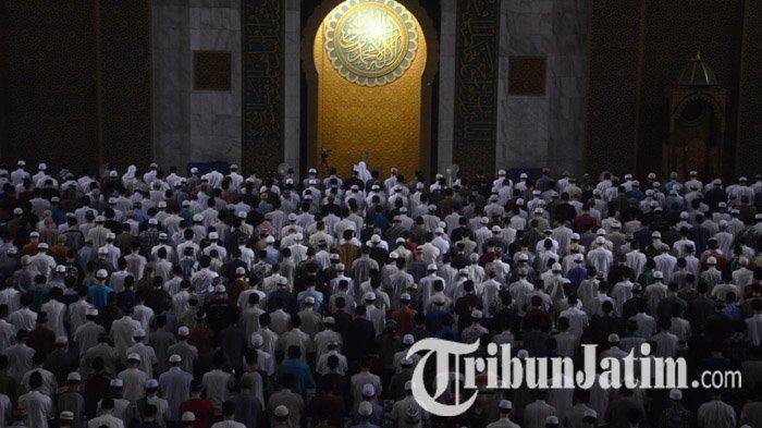 Arti Kata 'Itikaf', Amalan 10 Hari Terakhir Ramadan untuk Raih Lailatul Qadar, Ini Niat-Tata Caranya