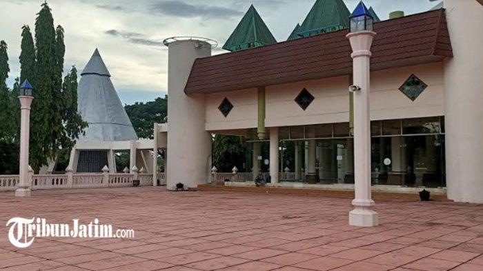 Tetap Kumandangkan Adzan, Masjid An Nur Pare Tak Menggelar Salat Jumat Berjamaah Selama PPKM Darurat