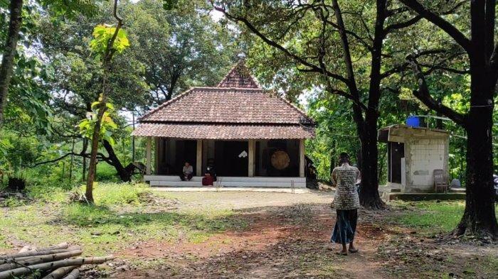 Masjid di Kampung Sumbulan Ponorogo (TribunJatim.com/ Sofyan Arif Candra)