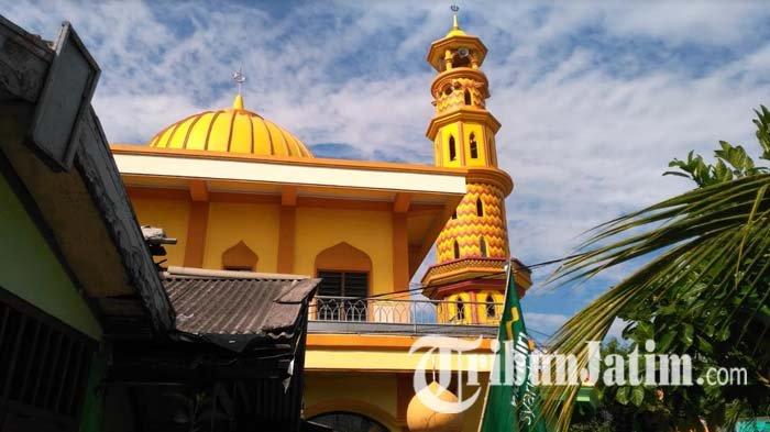 Kampanye THR Dari tiket.com Untuk Wisata Religi di Tujuh Masjid Unik