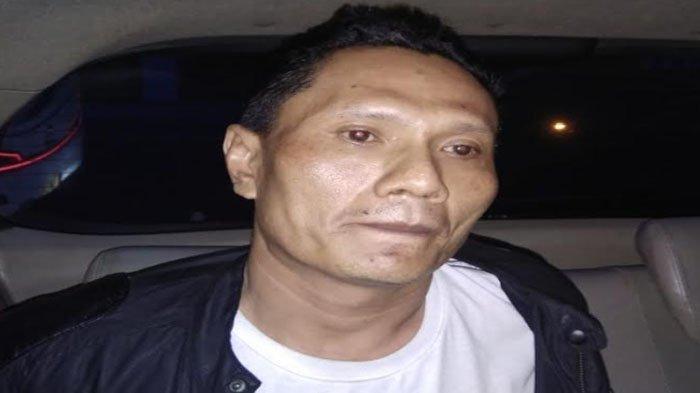 BREAKING NEWS: Suami Bakar Istrinya Dibekuk Polres Rembang, Saat Naik Bus Widji ke Rumahnya di Pati