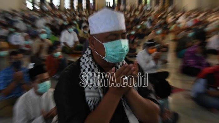 Salat Tarawih 2021 dan Idul Fitri Dibolehkan, Kemenag Tuban: Sekarang Dilonggarkan Tetap Prokes