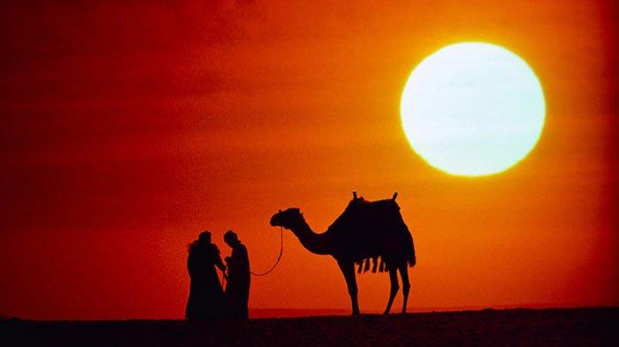 9 Amalan selain Salat Sunnah saat Gerhana Bulan Penumbra, Sabtu (11/1/2020), Berpahala Besar