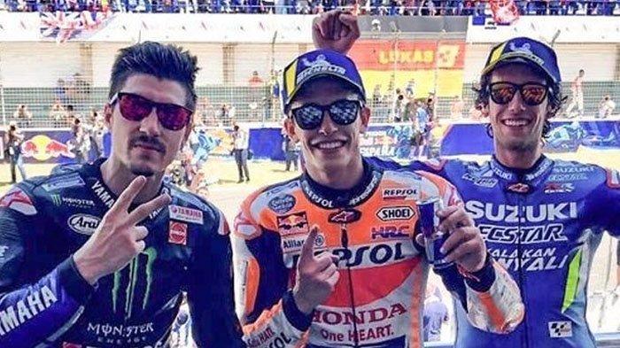 Pembalap MotoGP Ini Bakal Jadi Pesaing Berat Marc Marquez pada MotoGP 2020