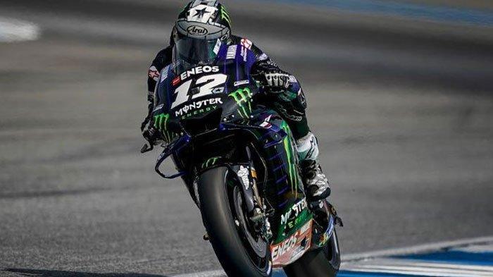Hasil Gabungan FP1 dan FP2 MotoGP Belanda 2021 - Vinales Gemilang, Rossi Mengecewakan