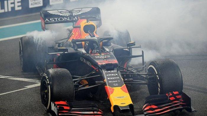 Curhat Max Verstappen Raih Pole Position F1 GP Inggris meski Rem Mobil Terbakar