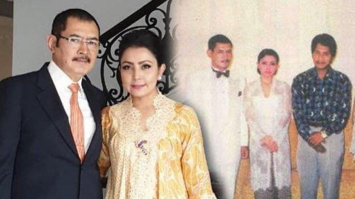 Mayangsari dan Bambang Trihatmodjo saat menikah kini Mayangsari ikut rasakan harta triliunan Bambang