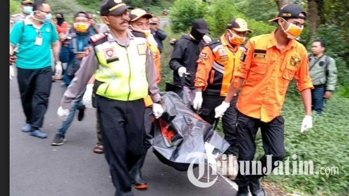 Geger Temuan Mayat Berselimut di Jurang Cemorosewu Magetan, Ada Luka-luka, Diduga Korban Pembunuhan