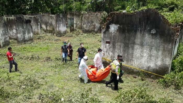 Sempat Dikira Ular, Sesosok Mayat Perempuan Ditemukan Terkubur Separuh di Karangkates Malang