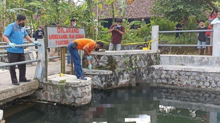 Hendak Buang Air di Sungai, Warga Kediri Digegerkan dengan Temuan Mayat Perempuan Mengapung