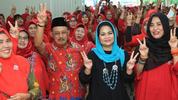 Ngabuburit Bareng Bunda PAUD se-Kota Surabaya, Mbak Puti Jadi Tempat Curhat