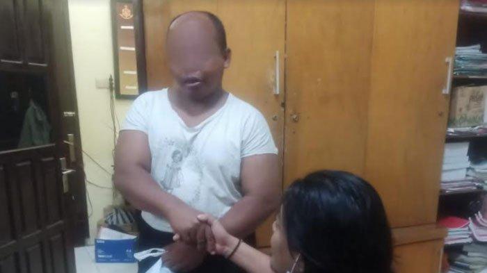 Aksi Pencuri di Tulungagung Tertangkap Basah, Tak Sadar Diawasi dari Kejauhan oleh Pemilik Toko