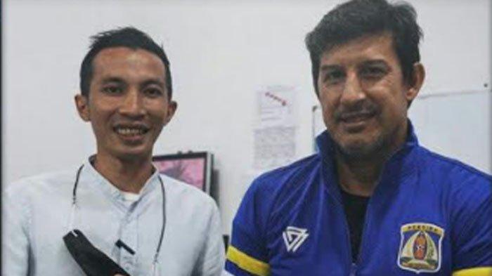 Santer Dikabarkan Gabung Arema FC, Alfredo Vera Pilih Bertahan di Persiba Balikpapan,