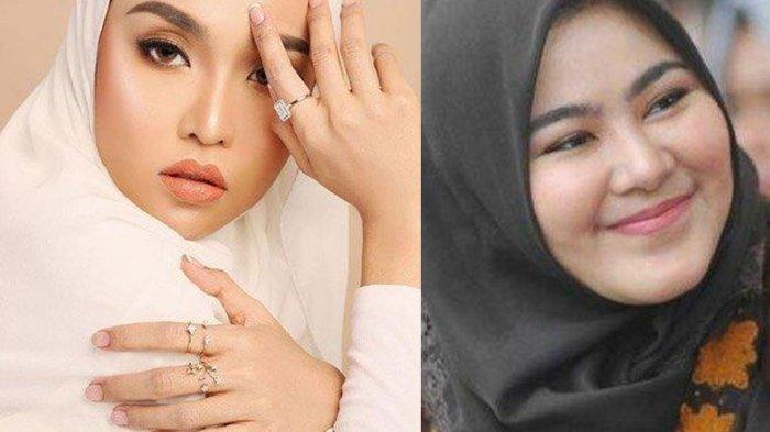 BERITA TERPOPULER SELEB: Medina Zein Ogah Dijemput Mobil Murahan - Mantan Ibu Gubernur Lepas Hijab