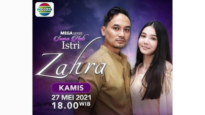 Jadwal Acara TV Kamis 27 Mei 2021: Suara Hati Istri Zahra di Indosiar - Film Freelancers di Trans TV
