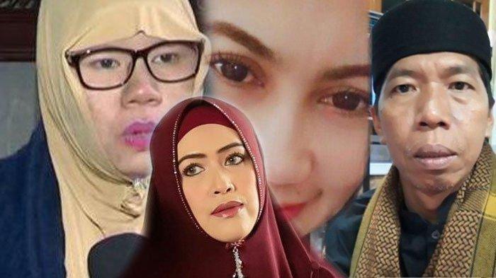 Tak Ada Kapoknya Dicerai 3 Istri, Kiwil Cium Wanita Baru, Meggy Jijik, Eva 'Walk Out', Rohimah Lega