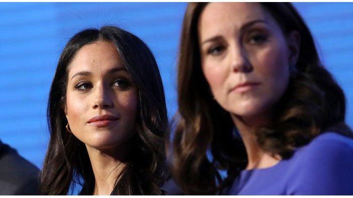 Tangis Meghan Markle Gegara Kate Middleton Jelang Menikahi Harry, Kini Sudah Maafkan Duchess
