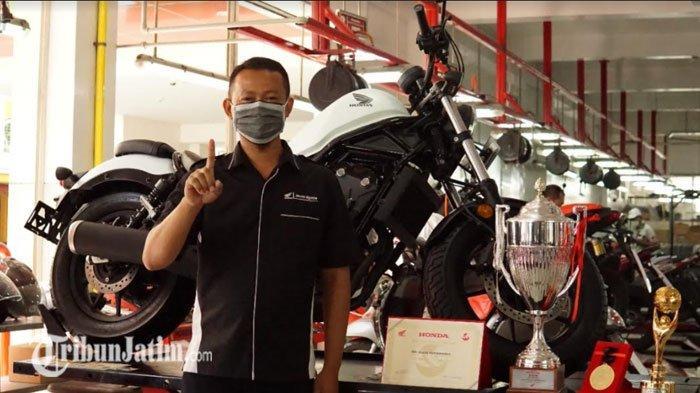 Bedah Spesifikasi Honda Rebel Bareng MPM Jatim, Cruiser Sultan Bermesin CBR500R