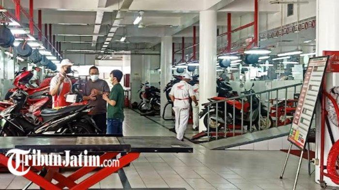 Cek Promo Perawatan Motor Bertubi-tubi dari MPM Honda Jatim, Biaya Jasa Servis Mulai Rp 45.000