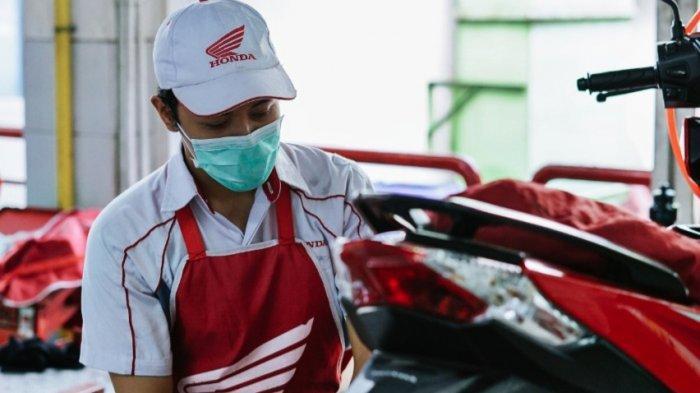 Boleh Mudik Sebelum 6 Mei, Cek Motor Hondamu Secara Gratis di Bengkel AHASS Jatim dan NTT