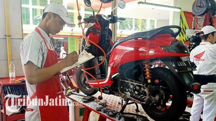 TRIBUNWIKI: Tips Motor Matic Tetap Awet ala MPM Honda, Berikut 3 Hal Penting yang Perlu Diperhatikan