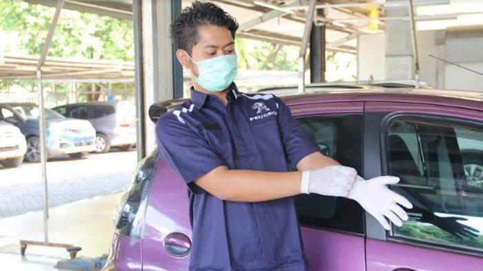 Bengkel Astra Peugeot Siaga Buka di Tengah PSBB, Siap Bantu Perawatan Kendaraan Rutin & Emergency
