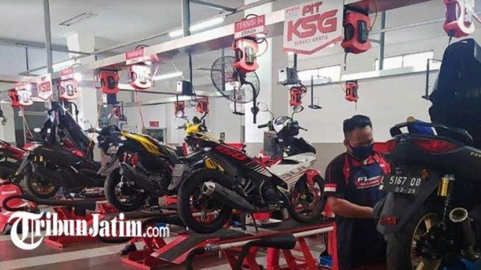 Sambut Customer Day 2021, Yamaha Jatim Tawarkan Promo Gila-Gilaan, Cek!