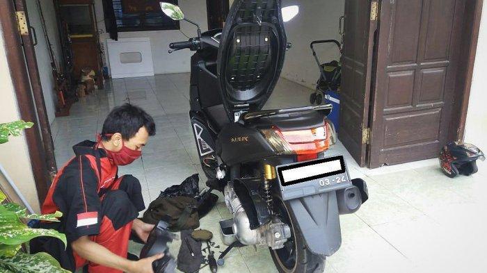 Mager Keluar Rumah Saat Ramadan, Yamaha Tawarkan SKY: Servis Motor Sambil Rebahan