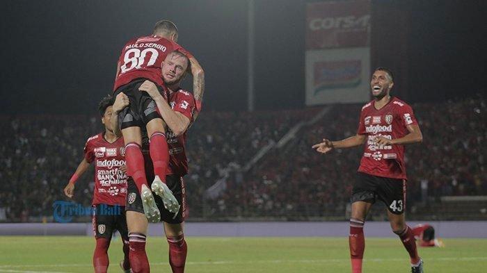Bali United akan Gelar Uji Coba Jelang Berlaga di Piala AFC 2020, Lawan Tim Liga 1?