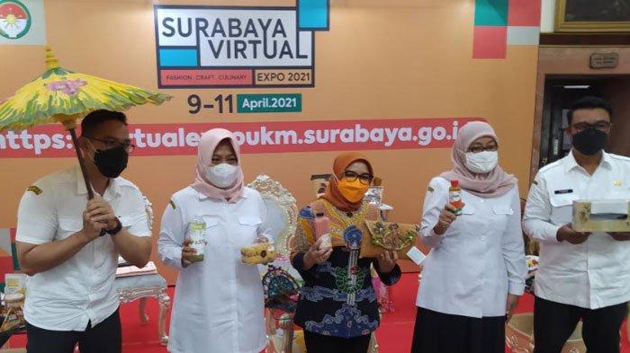 Surabaya Gelar Pameran UMKM Lewat Virtual, Target Jangkau Pasar Ekspor