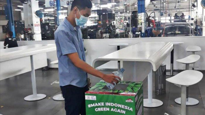 Hari Bumi, Auto2000 Adakan Program Kumpulkan Sampah Plastik, Berhadiah Souvenir Menarik