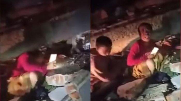 Nasib Angel yang Viral Terjebak Reruntuhan Gempa Sulbar, Ayah Histeris: Kasihan, ini Update Korban